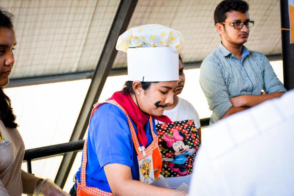 'The Bon Appetite' – Food Festival 2017