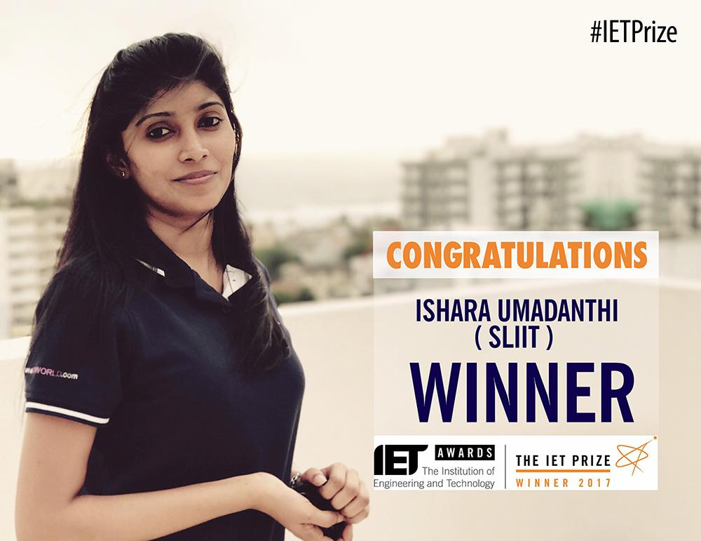 IET Prize Winner 2017