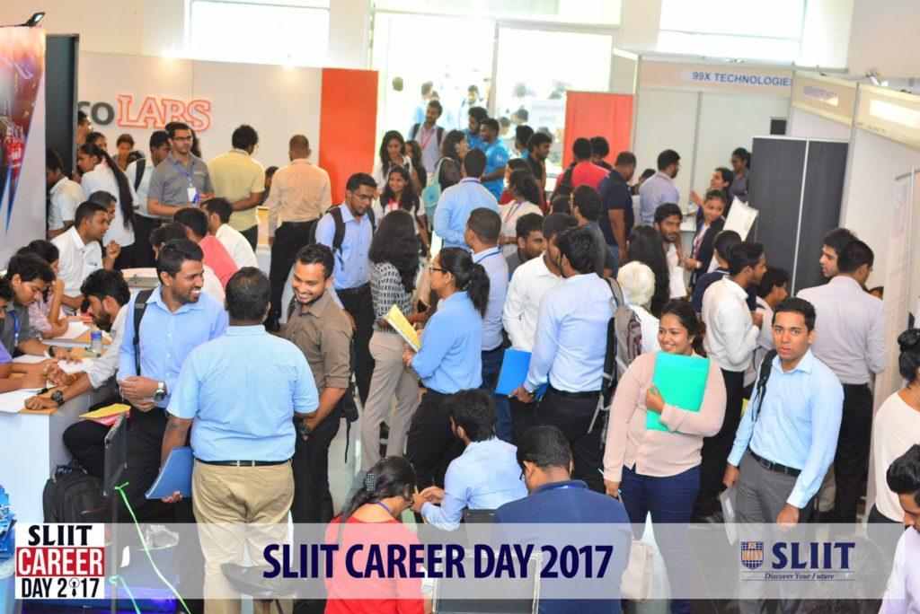 SLIIT Career Day 2017