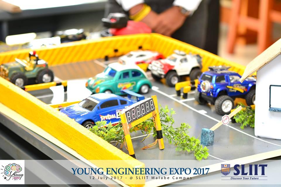 SLIIT Young Engineering Expo 2017