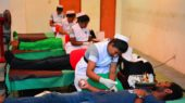 """Every Drop Counts"" – Blood donation program"